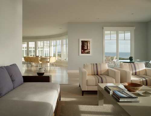 Boston Architects: Eck | MacNeely Architects inc. traditional living room