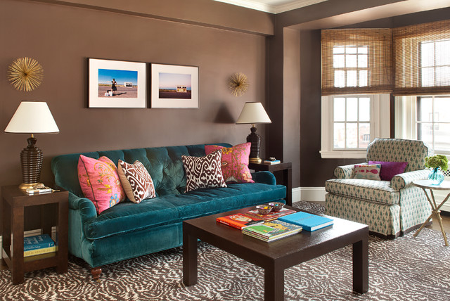 boston back bay traditional living room boston by