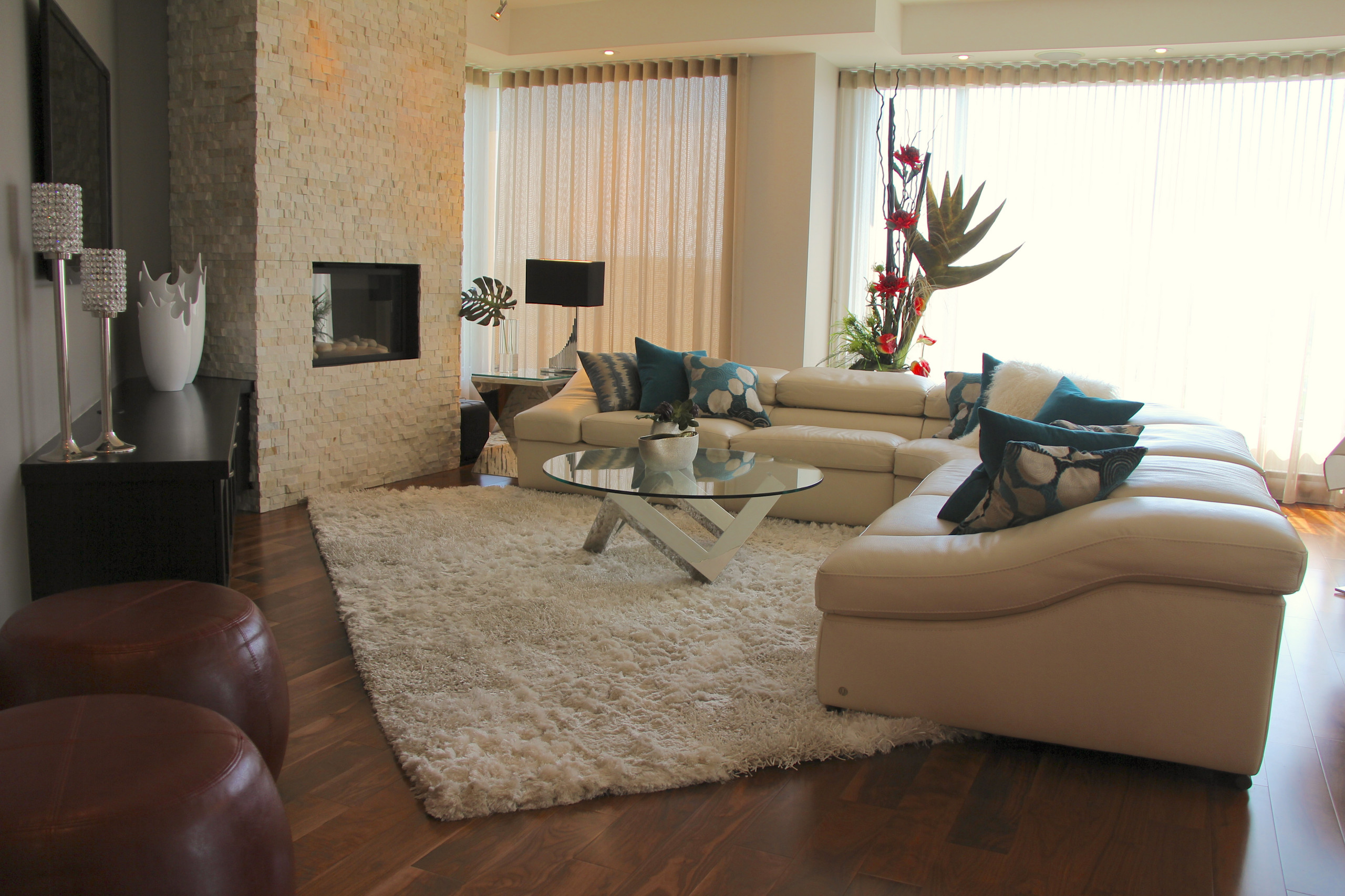 Boucherville Condo - Stylizing and Re-decorating