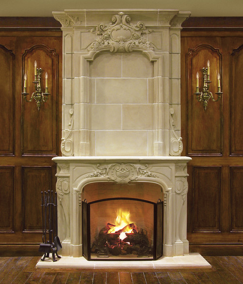 All About Customizing Your Fireplace Old World Stoneworks