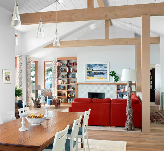 Interior Design Vancouver: Bowen Island, New Construction