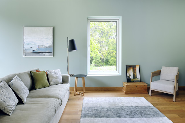 7 Inspiring Ways To Use Duck Egg Blue In Your Living Room Houzz Ie