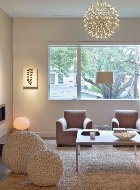 Branard Residence contemporary-living-room