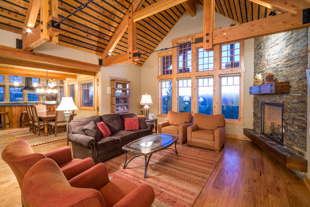 sada Ranch home living room with dining and kitchen open ... on sunken kitchen, homes open floor kitchen, remodel 1970 ranch style kitchen, beautiful living room kitchen, ranch house plans with open floor plan,