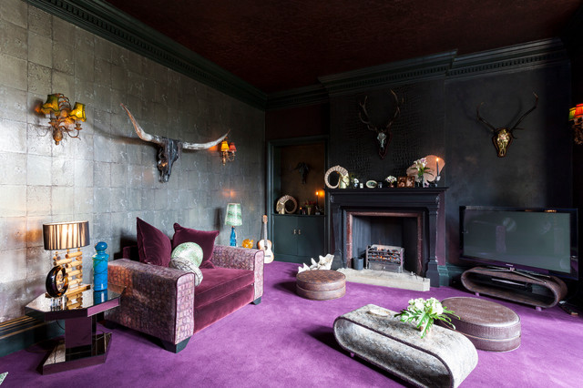 Welcome To The Dark Side Decorating With Deep Toned Carpets Houzz Au