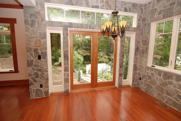 Brazilian Cherry Flooring Prefinished 3 4 X 5 Clear Grade Hardwood Flooring Dc Metro