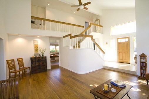 Brazilian Teak traditional-living-room