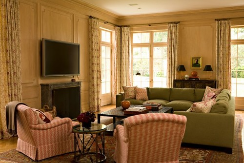 Brentwood Regency Estate living room