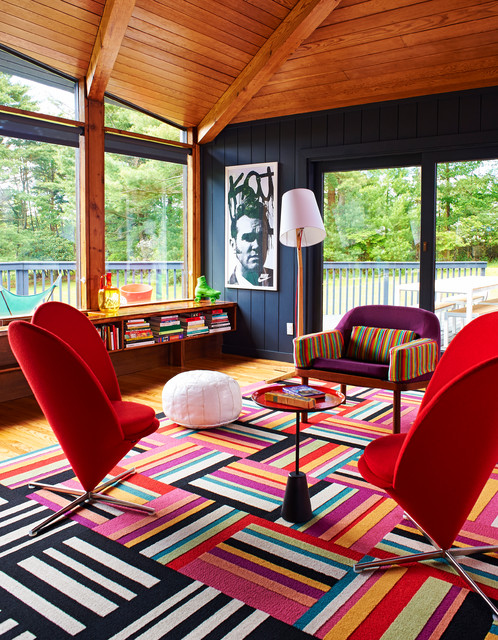Bright Bazaar Book contemporary-living-room