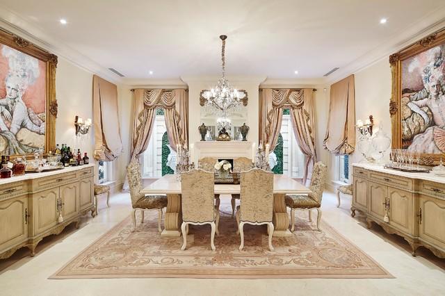 Brighton Residence traditional-living-room