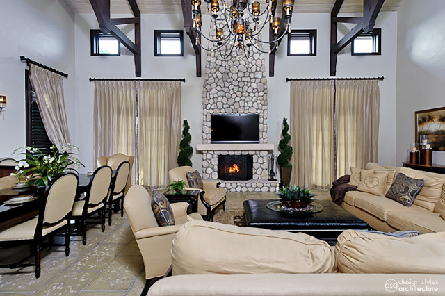 Brightwaters Blvd traditional-living-room