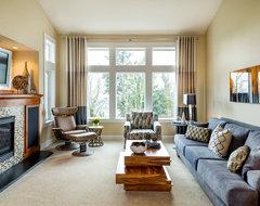 Bristol Loop Condo contemporary-living-room