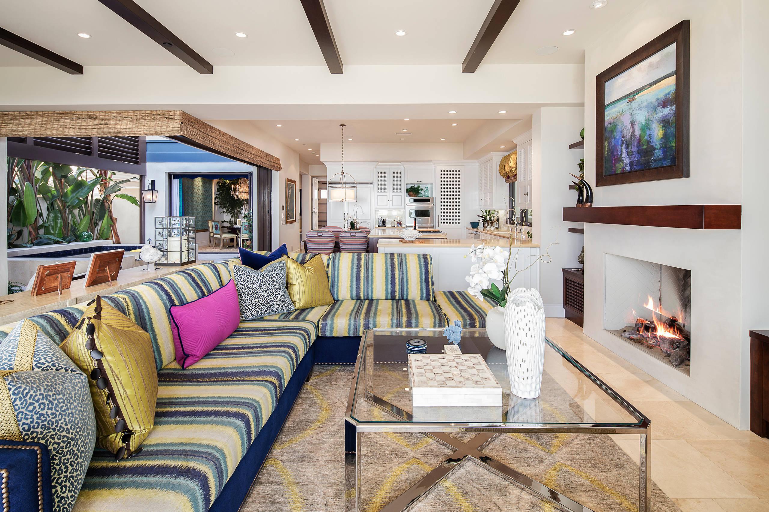 British Colonial meets Modern Beach House - Ocean Blvd