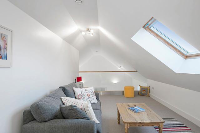 Brittas Bay Mezzanine scandinavian-living-room