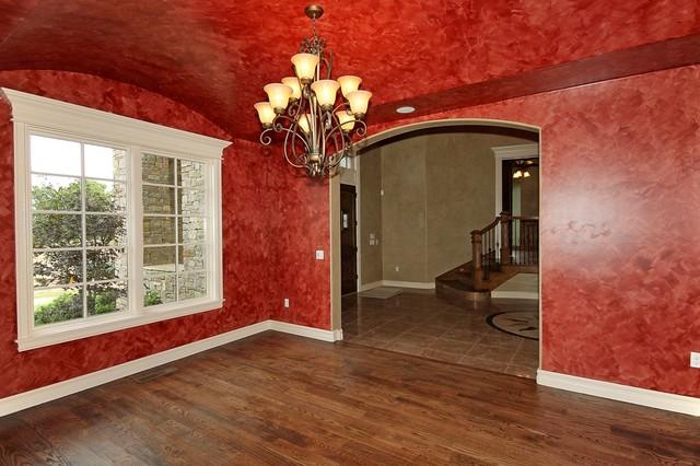 Broad dining-room