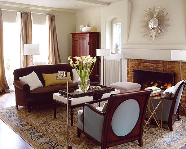 Broadmoor living-room