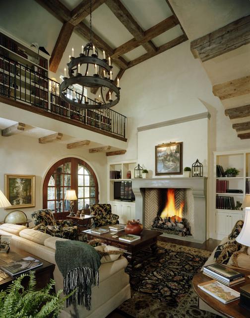 Brodbeck mediterranean-living-room