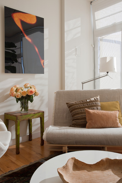 Brooklyn Residence contemporary-living-room
