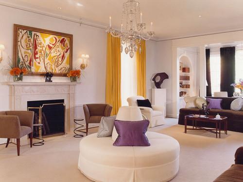 Cinco ideas para decorar paredes blancas - Decoracion paredes blancas ...