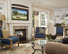 Brownhouse Design traditional-living-room