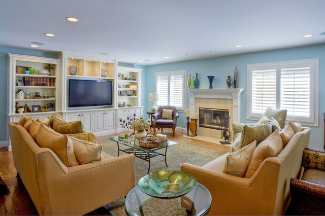 Bryant Traditional Living Room San Francisco By