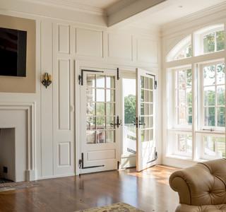 Bryn coed farm traditional living room philadelphia for Coed bedroom ideas