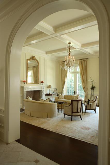 Buckhead traditional-living-room