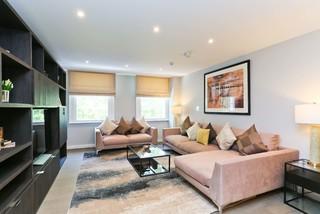 Excellent 75 Most Popular Living Room With Light Hardwood Flooring Home Interior And Landscaping Spoatsignezvosmurscom