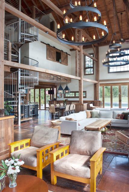 Buckingham Residence - Traditional - Living Room - Philadelphia - by Wolstenholme Associates, LLC