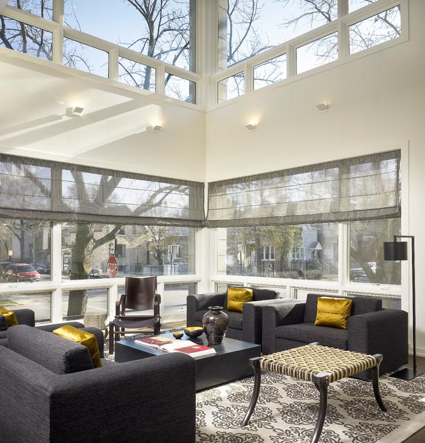 BUCKTOWN contemporary-living-room
