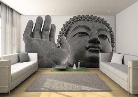 Hi Where can I buy the Buddha Mural Wall in India