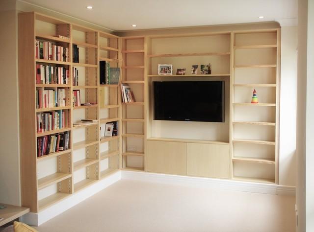 Unique Creative Bookshelves Furniture Uk Built In Bookcases 874x1200 Custom