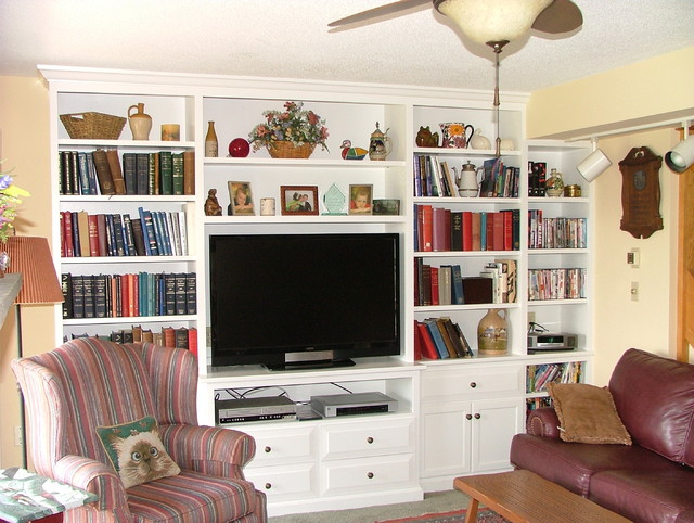 98 living room built in storage built ins for Living room built ins ideas