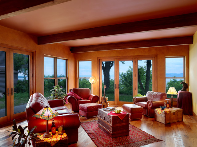 Burlington vt marvin project contemporary living for The family room vermont