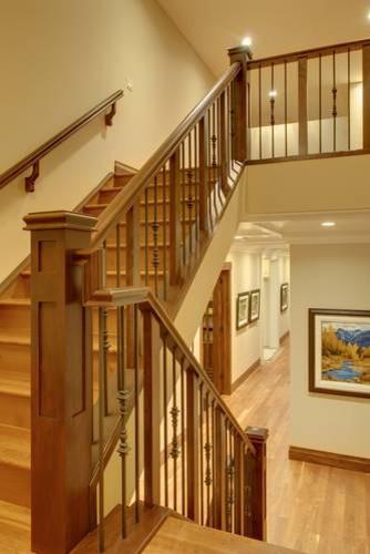 by Moody Design, JayMack Custom homes traditional-living-room