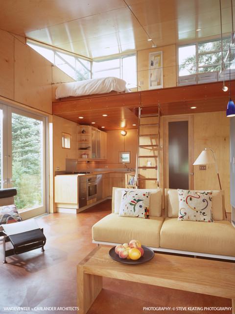 c3 Cabin modern-living-room