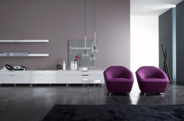 cabinetry everywhere contemporary living room new york by ligne roset. Black Bedroom Furniture Sets. Home Design Ideas