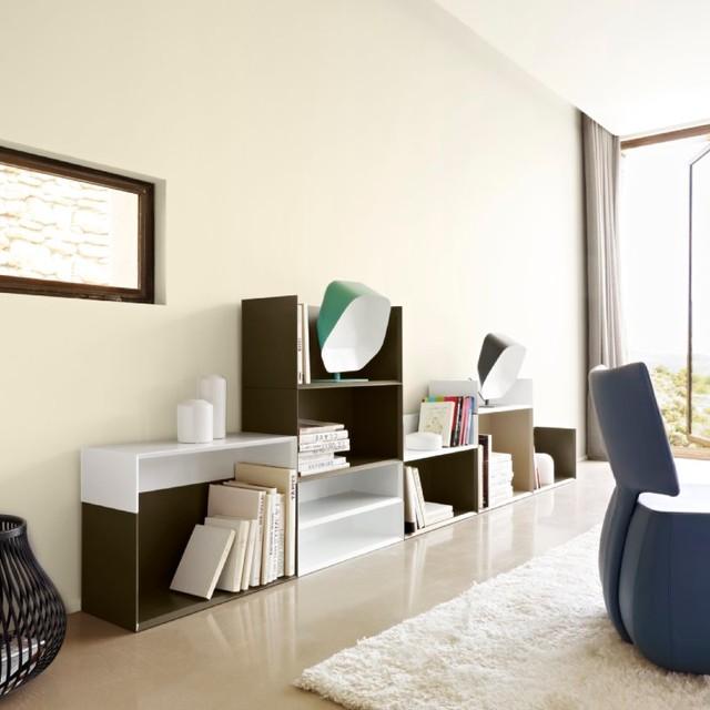 cabinetry tricolore modern living room new york. Black Bedroom Furniture Sets. Home Design Ideas