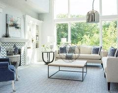 Calamus Circle Residence transitional-living-room