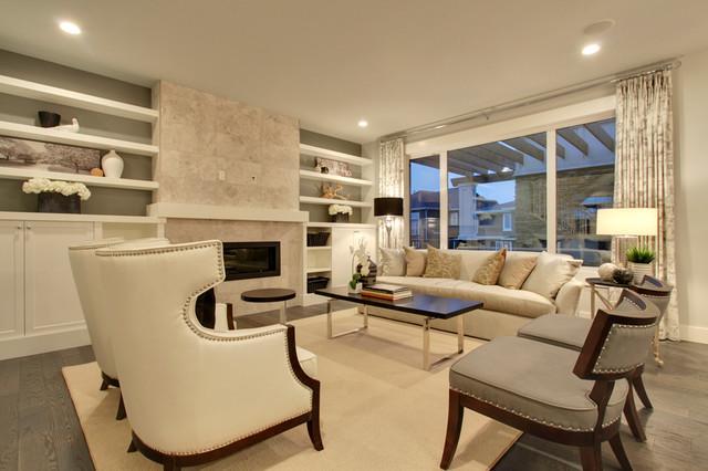 Calgary Luxury New Built Home