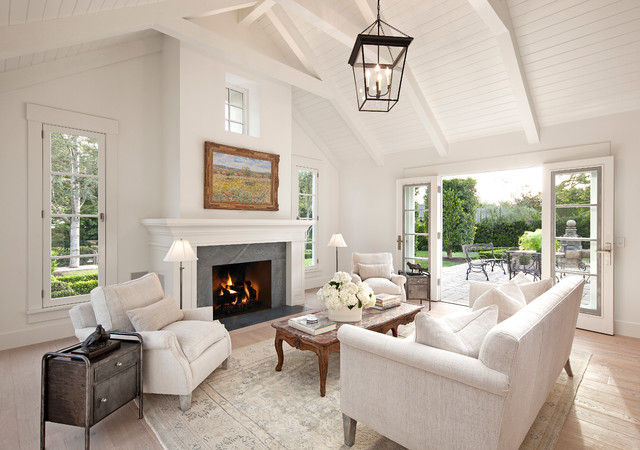 California Cottage country-living-room