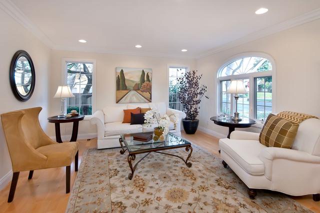 California Style Contemporary Living Room San Francisco By Mark Pinkerton Vi360