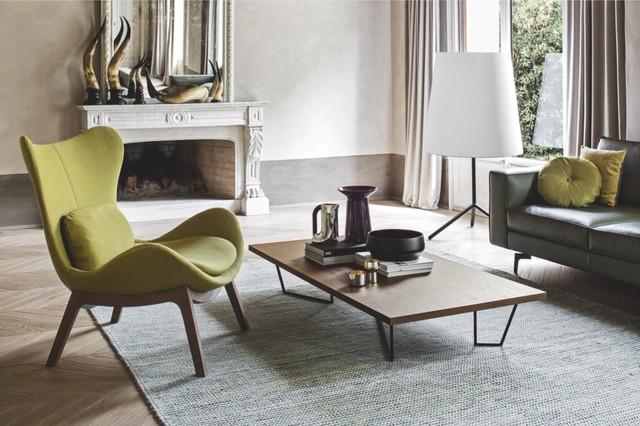 Calligaris | Lazy Occassional Chair - Moderno - Soggiorno ...