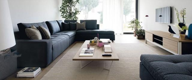Calligaris Lounge Sectional - Contemporaneo - Soggiorno ...