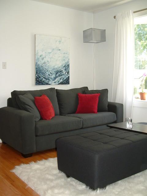 Camilla Bungalow contemporary-living-room