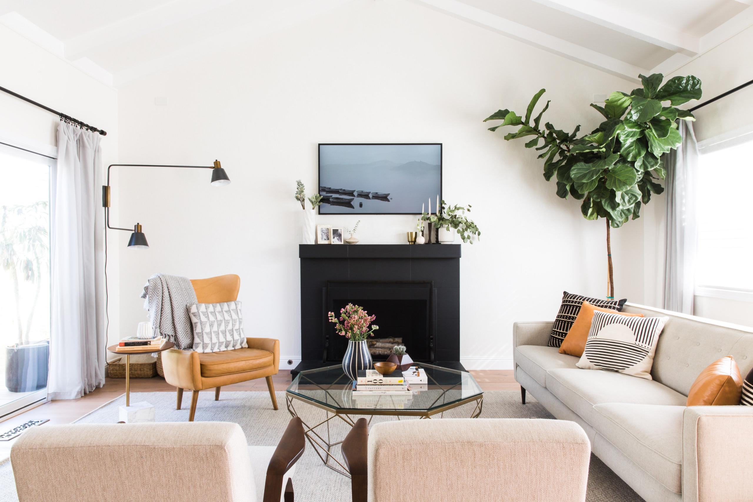 Living Room Paint Color Ideas Houzz