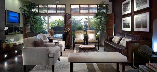 Candice Olson Design - Contemporary - Living Room - Toronto ...