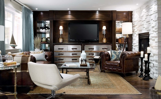 Candice Olson Office Design Enchanting Candice Olson Design  Contemporary  Living Room  Toronto . Inspiration