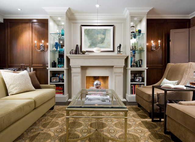 Candice Olson Design - Contemporary - Living Room - Toronto - by ...