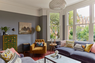 75 Beautiful Victorian Living Room Ideas Designs April 2021 Houzz Uk